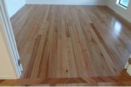 Timber floors satin finish beveridge Melbourne